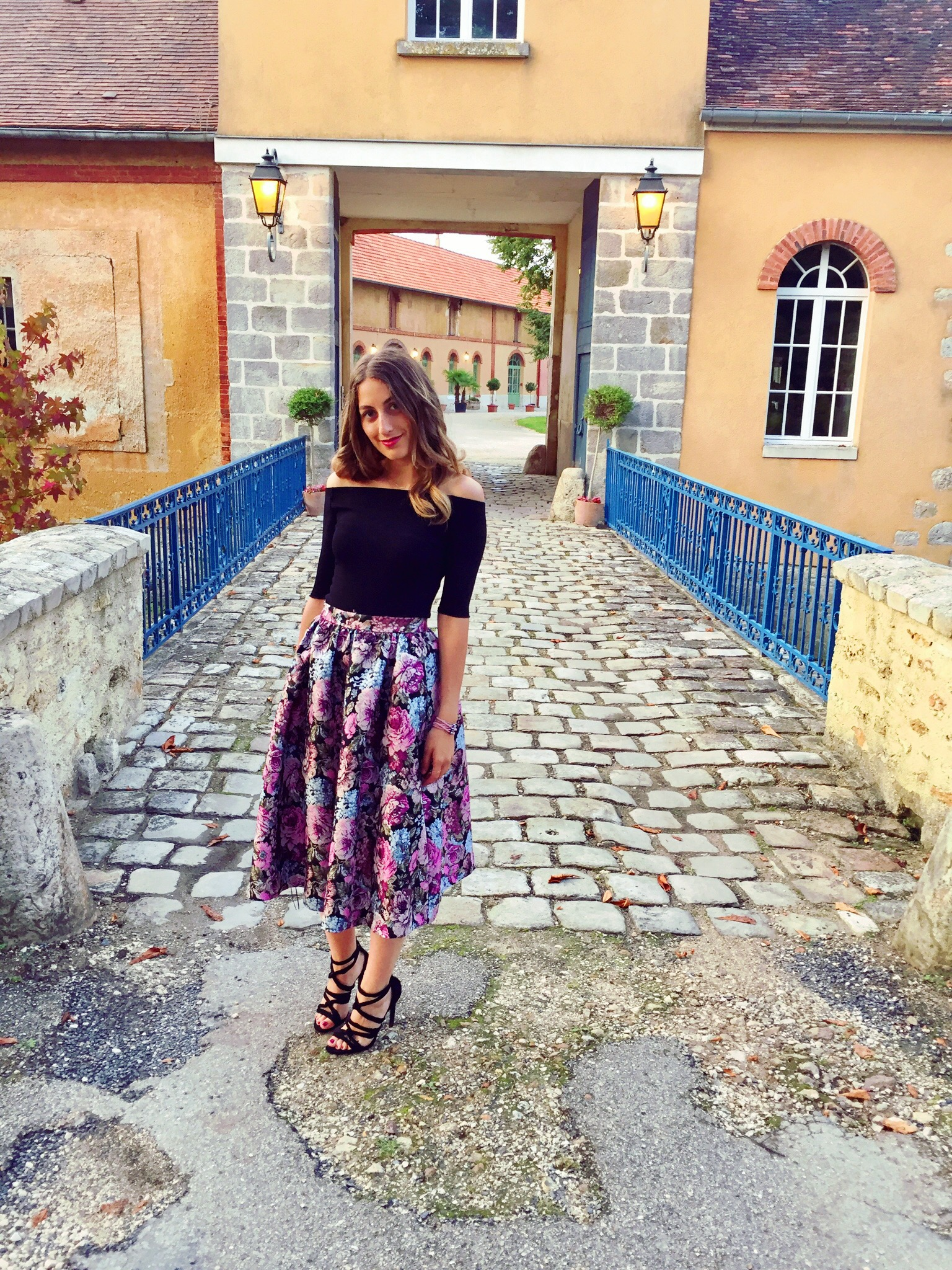 look-mariage-chic-outfit-jupe-hm