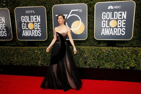 Les Robes Noires des Golden Globes 2018
